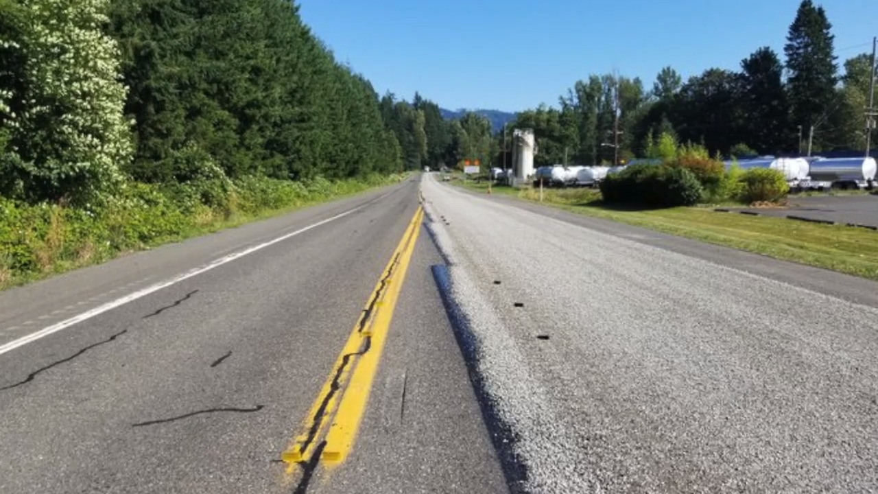 Mount Baker Highway road work is causing more than just delays