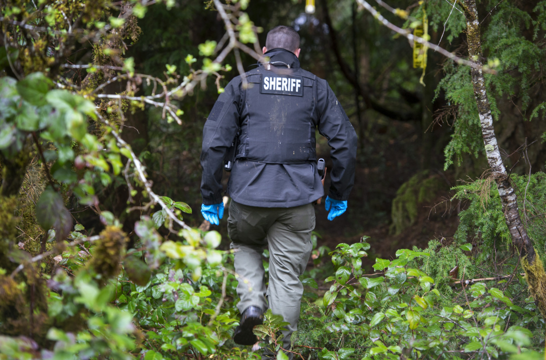 Human remains found Thursday identified as missing Lacey