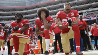 Taking a knee: How Colin Kaepernick started an NFL movement