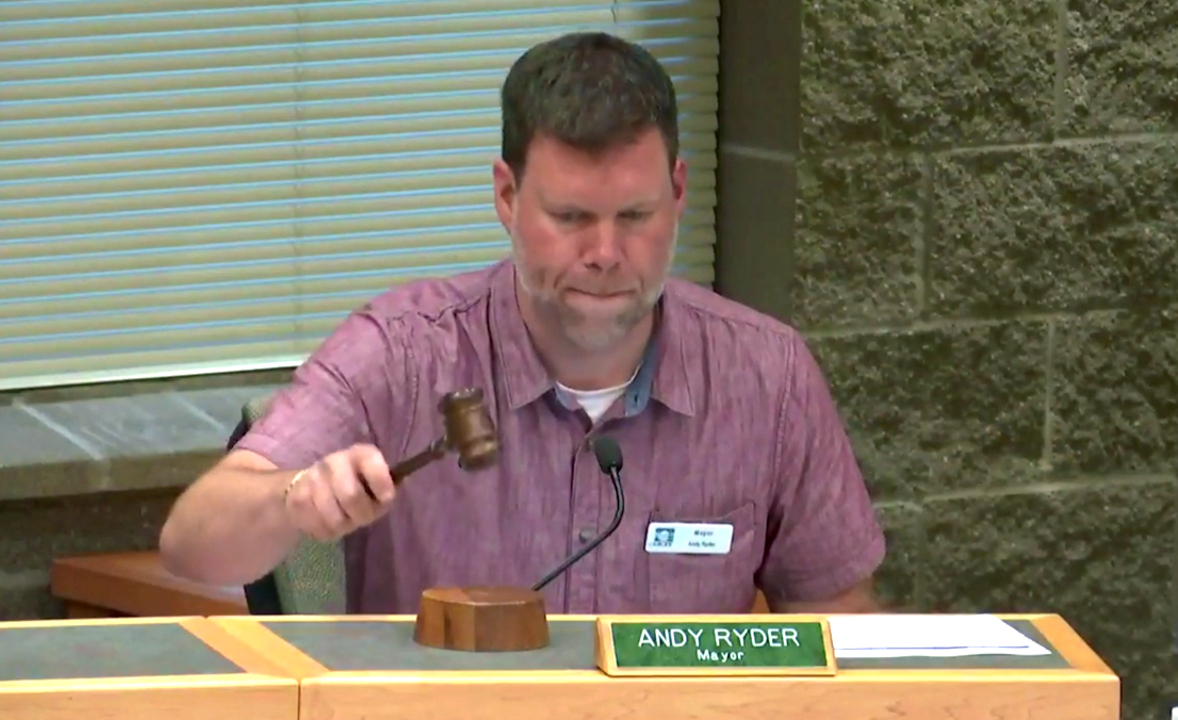 Does Lacey City Council have a transparency problem?