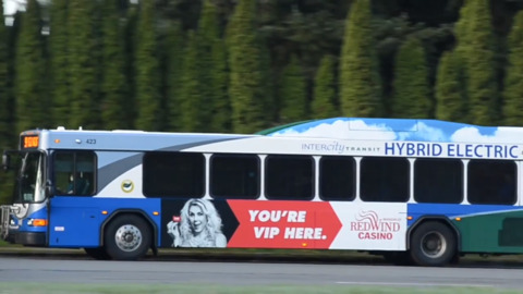 Coming soon: A bus ride across Olympia in 10 stops — for free