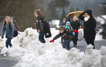 Thurston County students didn't return to school until Friday. What took so long?