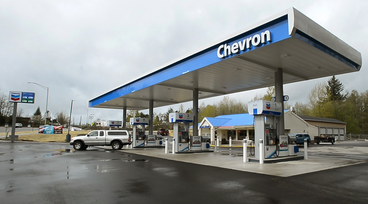 Mullinax Ford Olympia >> New gas station & food mart opens in Olympia | The Olympian