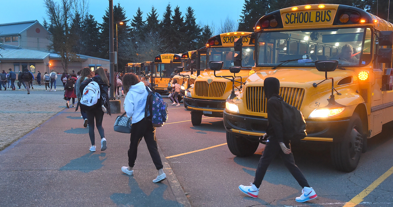 School districts struggle to find enough bus drivers