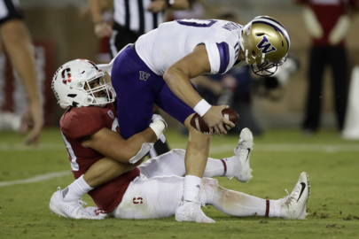 Loss to Stanford leaves Huskies' offense searching for answers