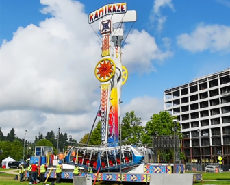Lakefair returns with its fun and festivities, but minus VFW's shortcake and mud pie