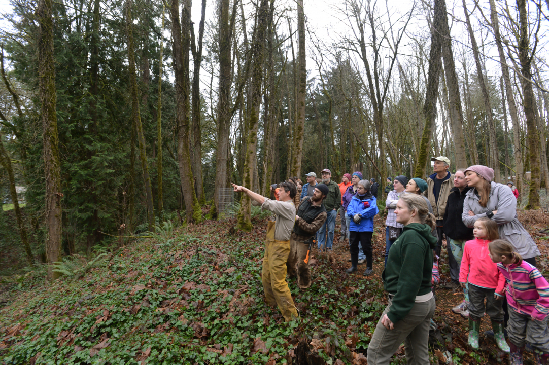 Olympia's West Bay Woods grows with gift from Bowen foundation