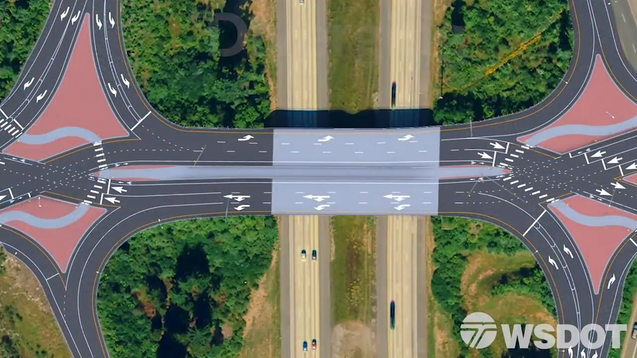 One of the biggest road projects in Thurston County gets