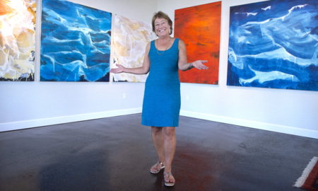 Olympia artist opens new gallery in Views on Fifth