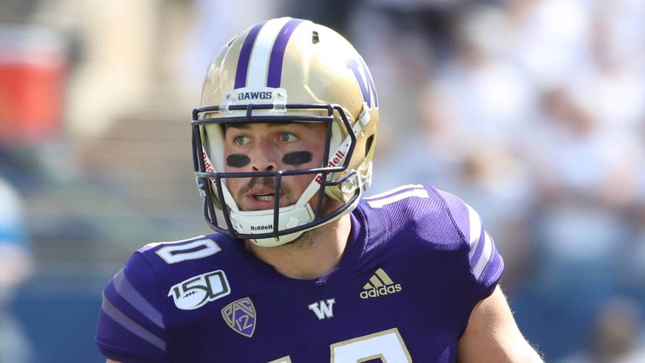 Chris Petersen sees progress from Jacob Eason, Huskies' passing game