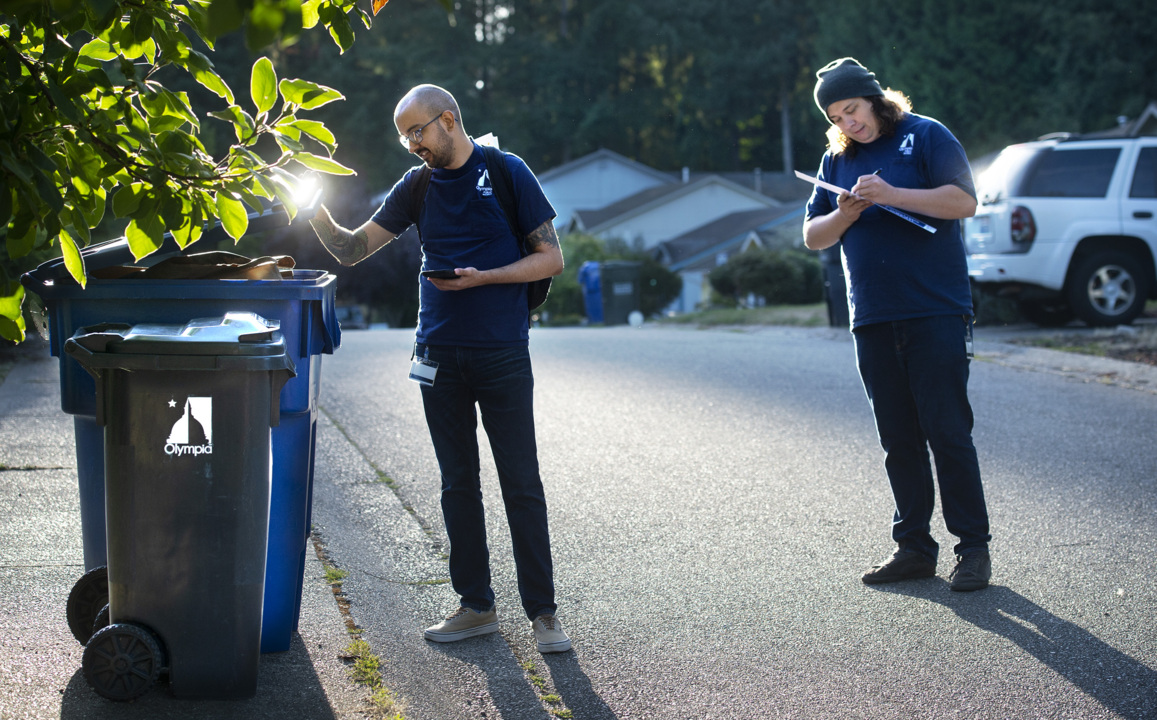 With cost of recycling on the rise, Olympia plans to stop curbside collection of glass