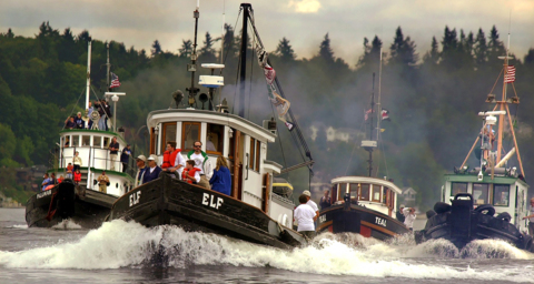 Harbor Days 'Lite' goes virtual to keep the maritime tradition afloat
