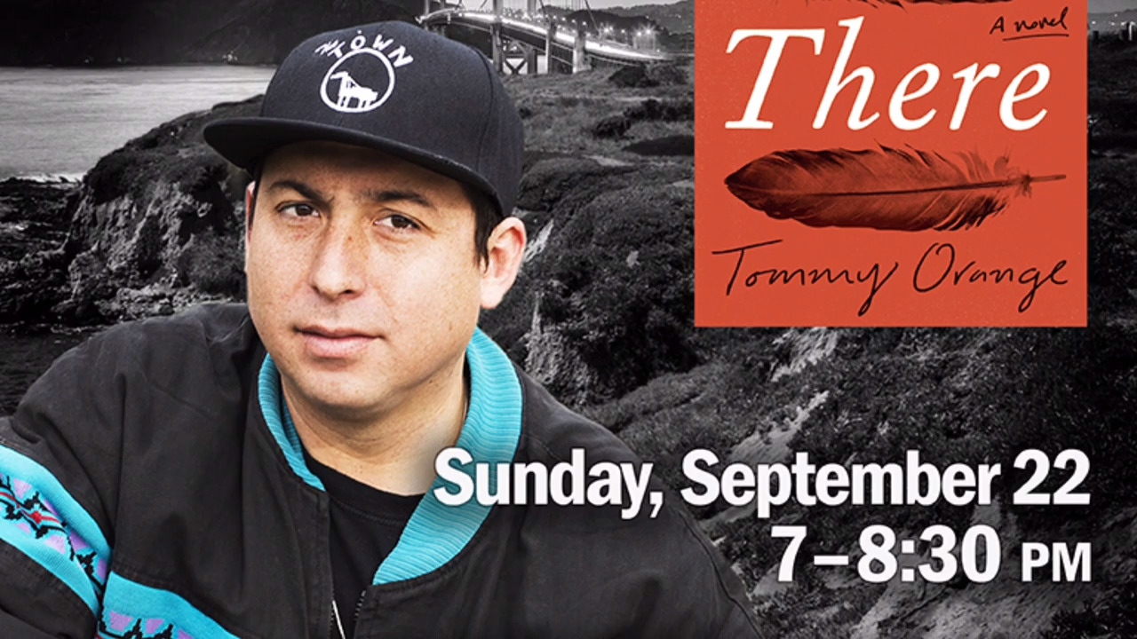 Timberland Reads Together chooses 'There, There' by Tommy Orange for this year's read