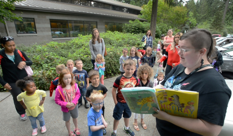 As it plans for the future, hard feelings remain over Timberland's attempt to close libraries