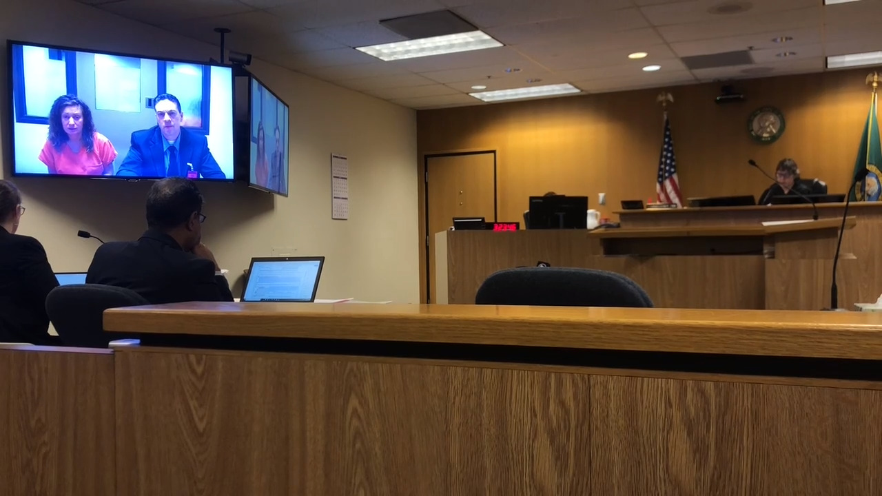 Bail set for mother accused of killing infant daughter