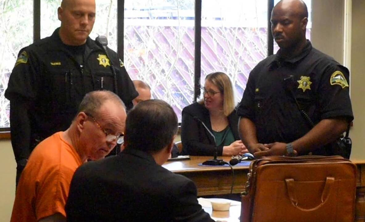 Ex-Fish and Wildlife manager sentenced to more than 10 years for rape of co-worker