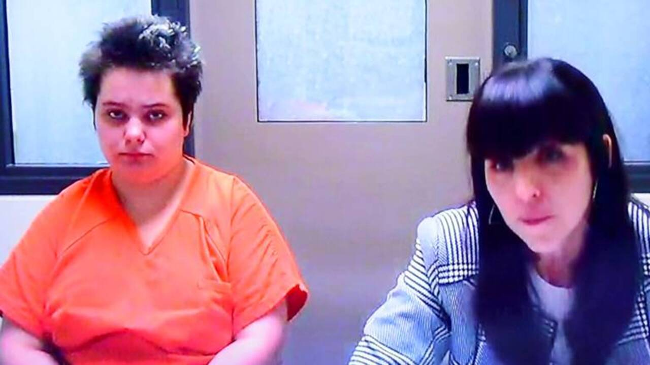 Woman accused of strangling her mother allegedly left remains in Olympia dumpsters