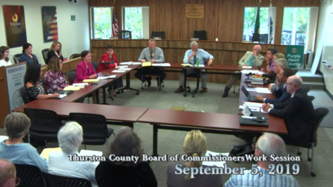 Thurston County leaders meet to discuss courthouse ICE arrest and next steps