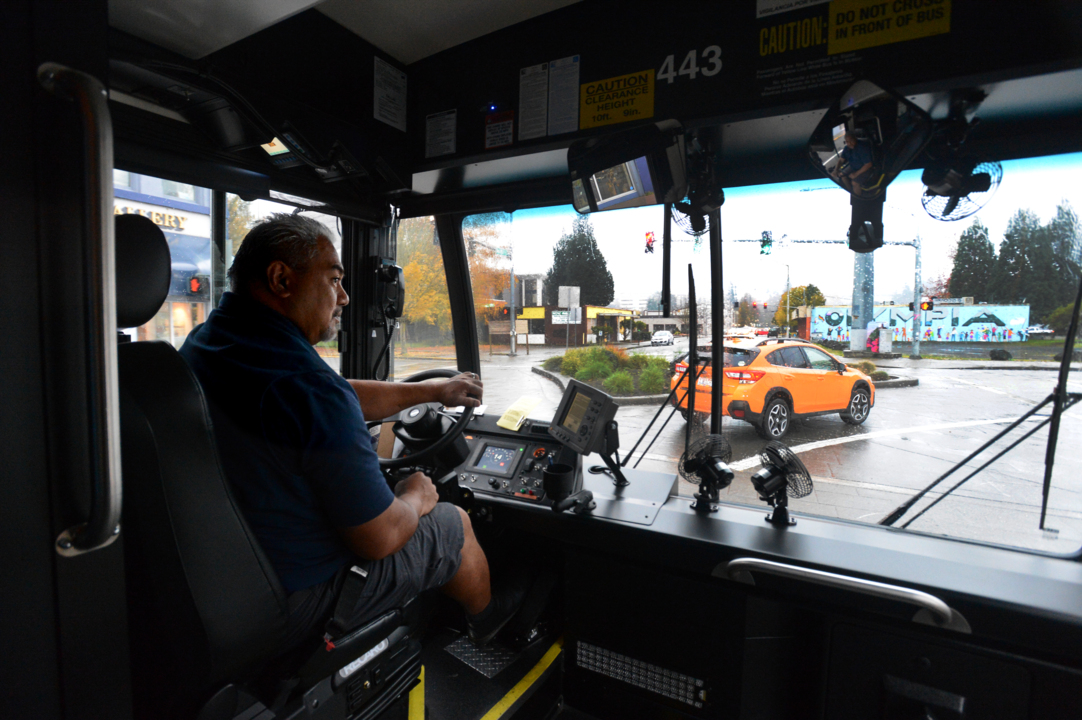 No change? No problem: Intercity Transit plans to make bus rides free starting Jan. 1