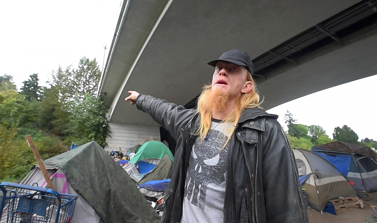 City of Olympia is right to close down Fourth Ave. Bridge camp