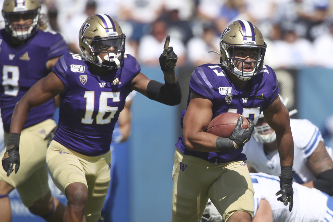 Defense comes up big in Huskies' victory over BYU
