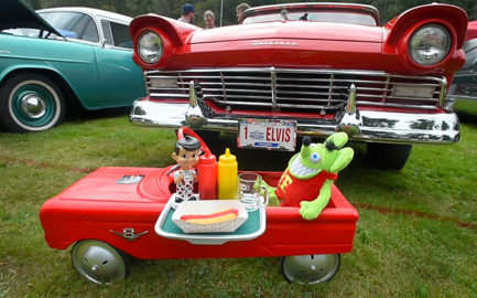 18th annual Quarrymen Show & Shine rolls into Tenino