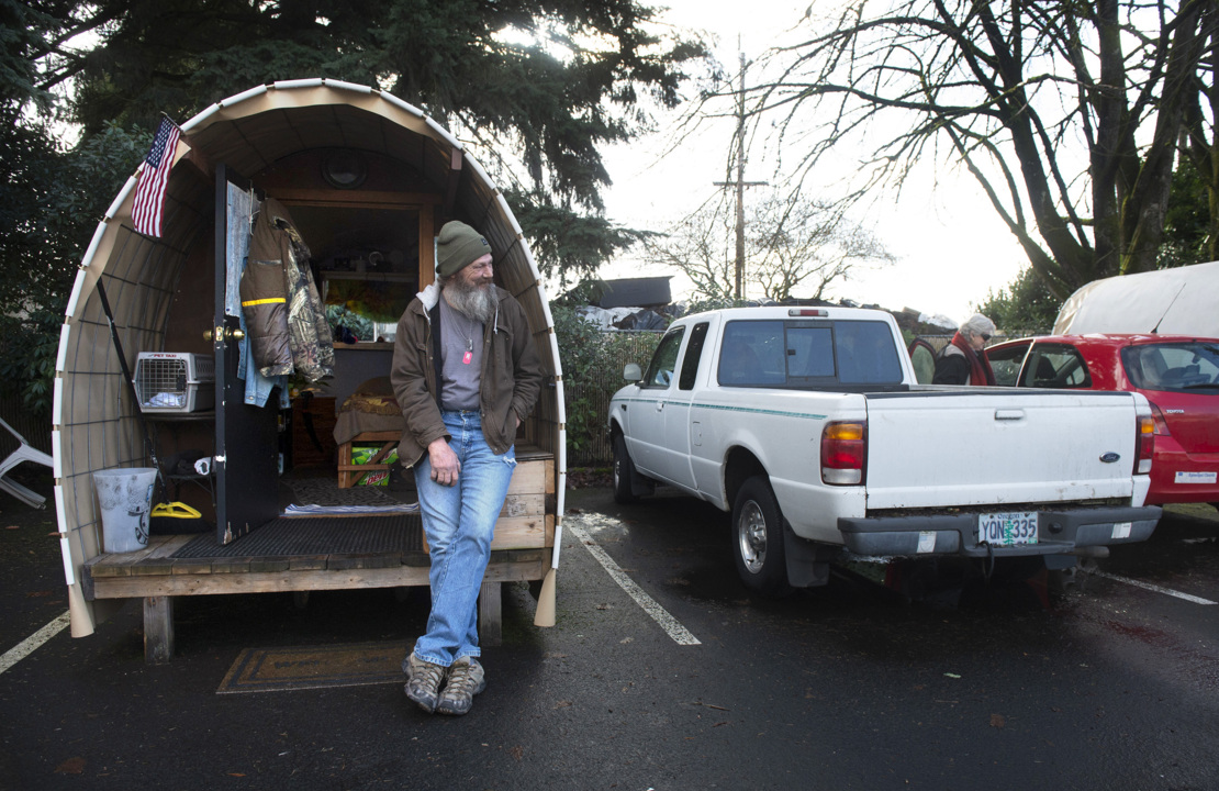 Olympia church plans to open tiny home village for homeless people in September