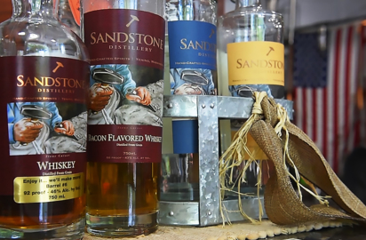 What's new at Sandstone Distillery? Its local flavors are raking in the awards