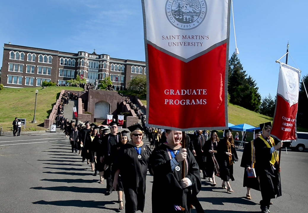 Saint Martin's University named among top 50 most transformative colleges in US