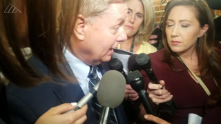 Graham: If Ford allegations affect Kavanaugh confirmation, 'God help us all'