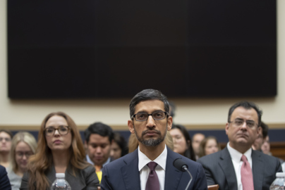 As Google chief takes hot seat, lawmakers search their phones and cry 'bias'