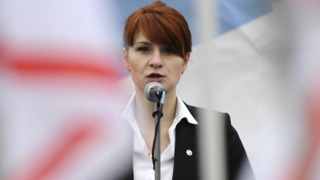 Maria Butina accused of being covert Russian agent