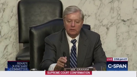 Microphones cut out for second time at Barrett hearing, Graham: 'Are we not paying the bills?'