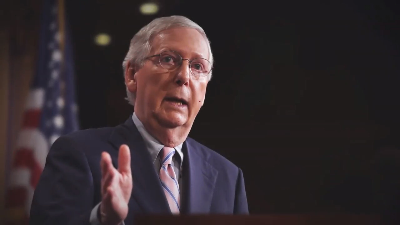 Republicans use McConnell allies to try and force his hand on election security