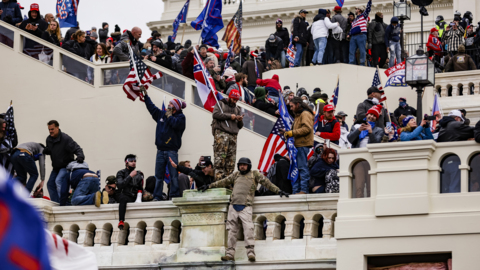 Congressman reflects on U.S. Capitol riot: Wounds will heal, but scars will last
