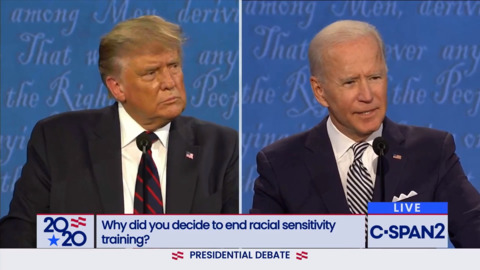 Who won the presidential debate? What Americans say about Biden, Trump in polls