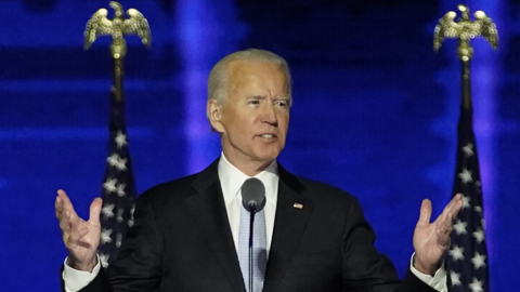 Biden to name coronavirus transition team among first acts
