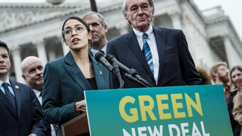 McConnell's opposition to Green New Deal comes as he backs not-so-green resource: coal