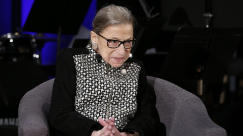 Ruth Bader Ginsburg treated for cancer recurrence