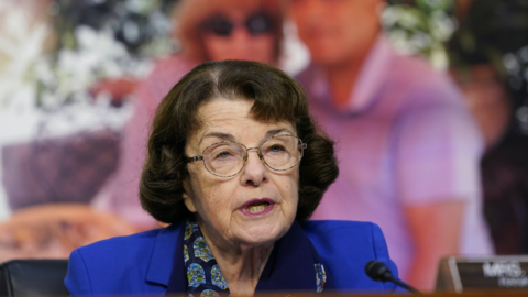 Sen. Dianne Feinstein to step down as ranking Senate Judiciary Committee member