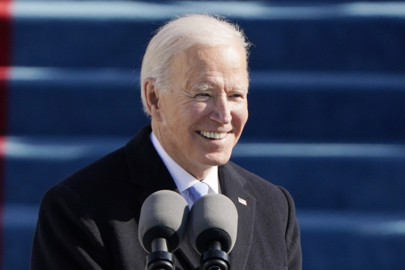 Joe Biden speaks to the nation for the first time as president