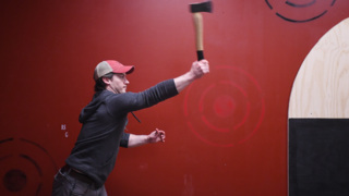 Ax throwing is coming to State College