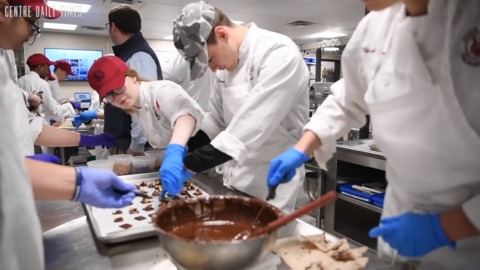 Hands-on program lets State High students cut their culinary chops and share what they've learned