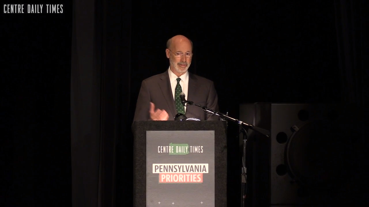 Gov. Wolf joins regional leaders at event to discuss rural broadband crisis