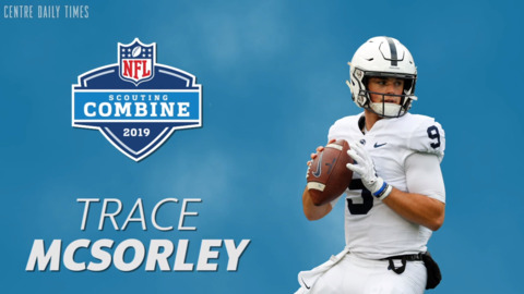 Uneven but undaunted: QB Trace McSorley flashes in NFL preseason debut