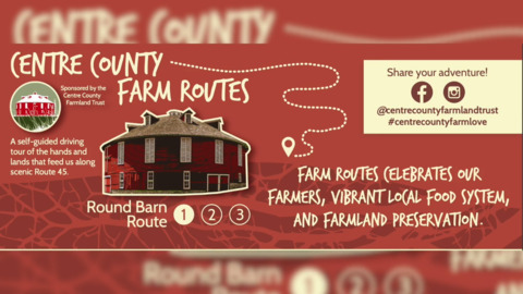 You can still visit farms this fall thanks to the CCFT tour
