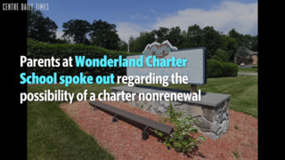 Wonderland parents speak in support of school amid charter renewal uncertainty
