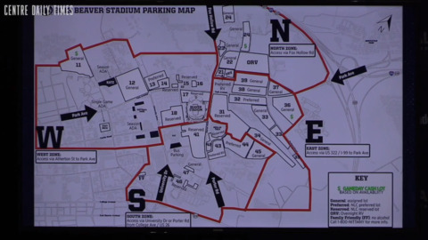 Here's what Penn State is doing to help ease traffic and parking confusion this season