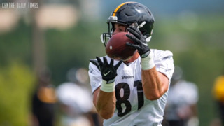 'I'm a stable guy here' says Steelers tight end