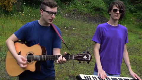 CATA bus, Pine Grove Mills farmers market featured in young musician's new video